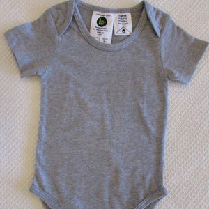 Baby Short Sleeve Bodysuits - Jerseys