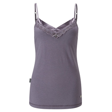 Loungewear Classic Cami in Smokey Pearl from Pretty You London
