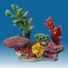 Load image into Gallery viewer, DM052 Fake Coral Reef Decor, Aquarium Ornament for Salt Water Tanks