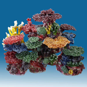 INSTANT REEF® R61S X-Large Reef Tank Decoration for Saltwater Fish Aquariums