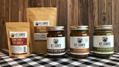 B.T. Leigh's Sauces and Rubs Collection Shot | Bowling Green, Kentucky