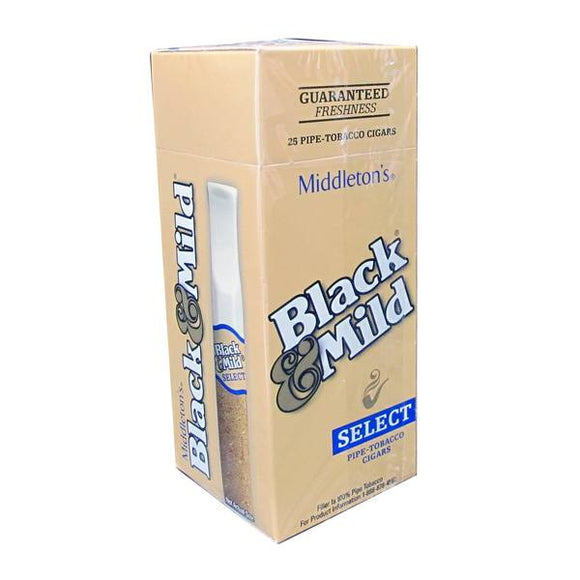 Black And Mild Select - alcobacco-store