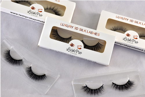 Luxury 3D Lash Lovers Collection