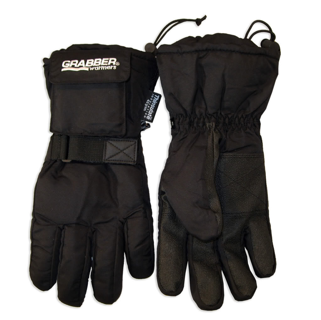 Grabber Warmers - Battery Heated Gloves - Large