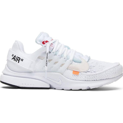 Nike OFF-WHITE x Air Presto 'White'