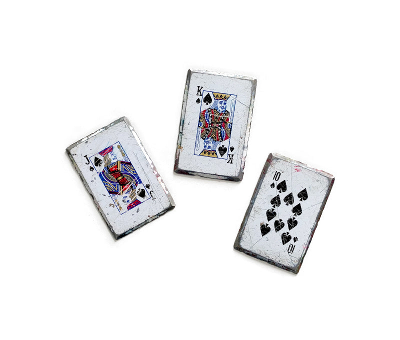Throwing Cards