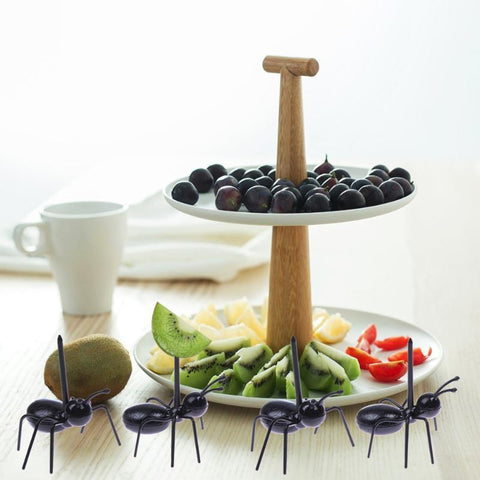 Cupofdeals kitchen gadget Ant Fruit Fork