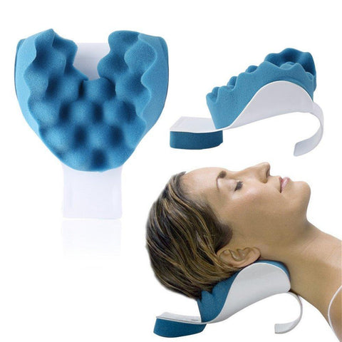 Cupofdeals self care Neck and Shoulder Relaxation Pillow