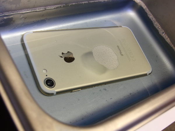 water damage iphone ultrasonic cleaner - celltech blog