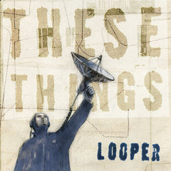 Looper - These Things - Deluxe Edition CD Box Set (Signed)