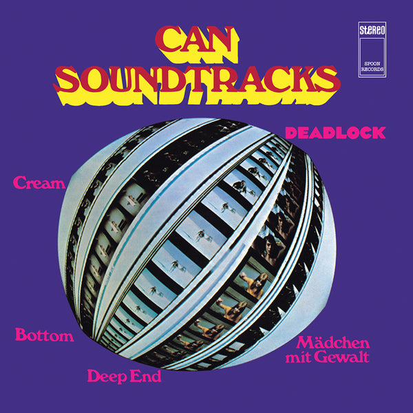 Can - Soundtracks - Vinyl
