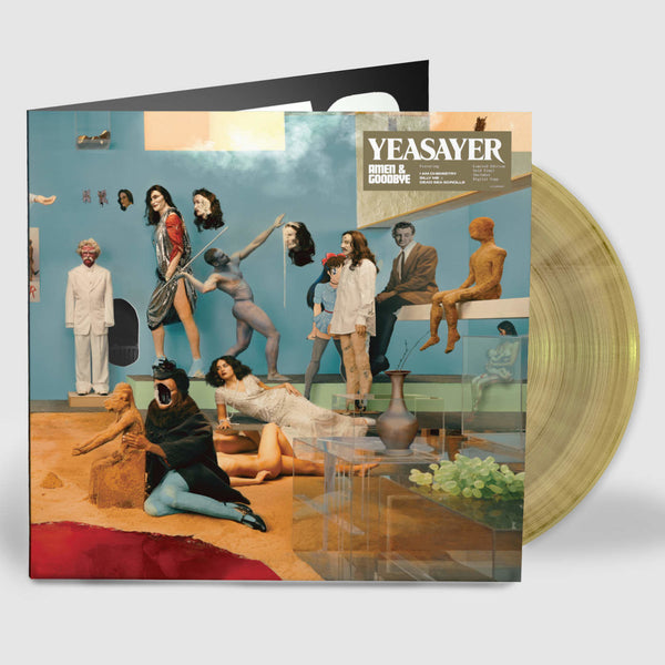 Yeasayer - Amen & Goodbye - Gold Vinyl