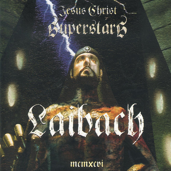 Laibach - Jesus Christ Superstars - CD