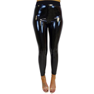 Womens Lady Strethcy Shiny Sport Fitness Leggings Trouser Pants Bottoms Trousers