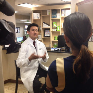 Dr. Michael Lin's Personal Acne Journey