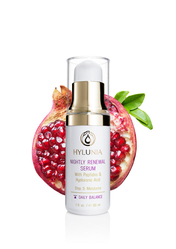 Nightly Renewal Serum
