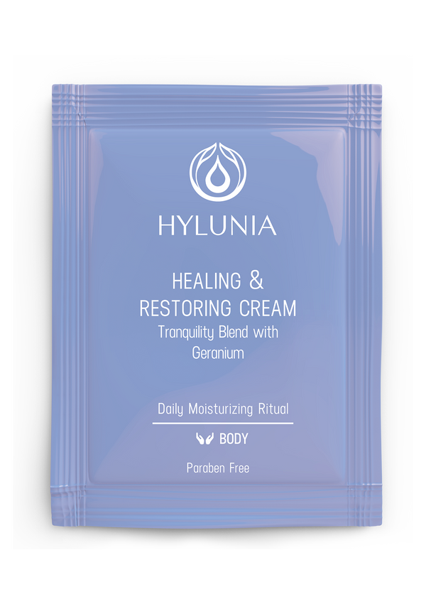 Relaxing Recovery & Restoring Cream - Tranquility Blend