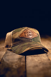 Classic Trucker Hat - Stencil Patch