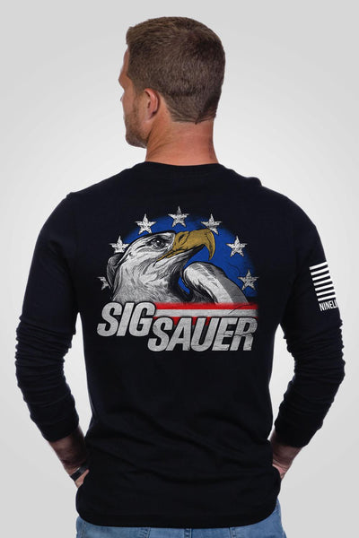 Men's Long Sleeve - Sig Sauer Eagle