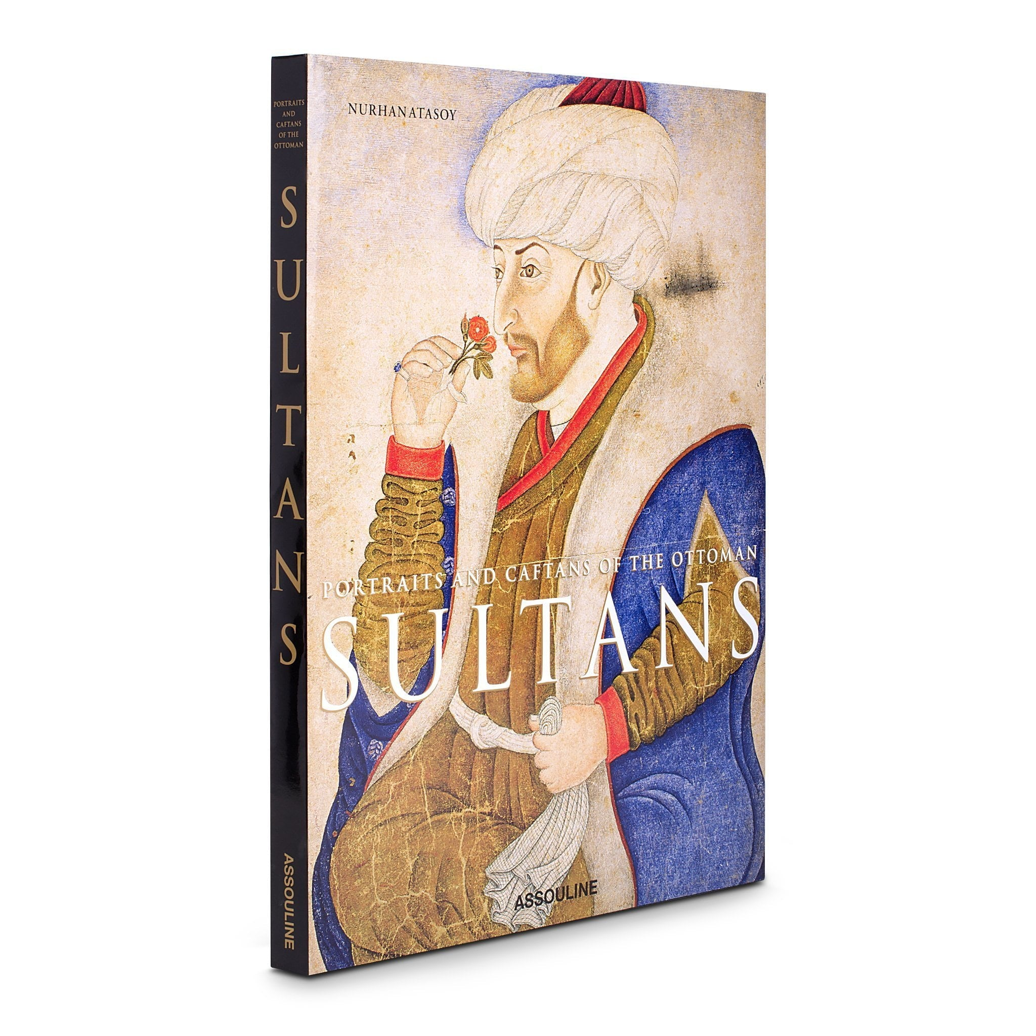 Portraits and Caftans of The Ottoman Sultans - Assouline