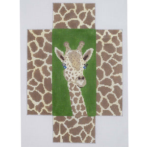 Giraffe Brick Cover