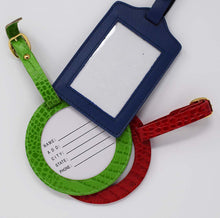 luggage tags/card holders