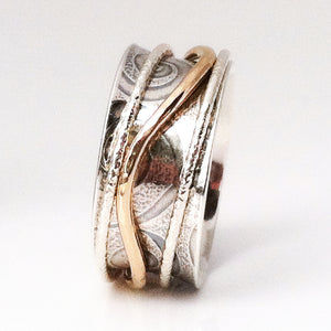 Antique Swirle Ring