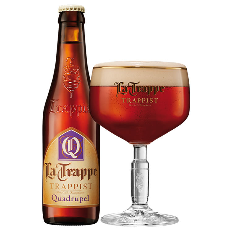La Trappe Quadrupel 10% 330ml