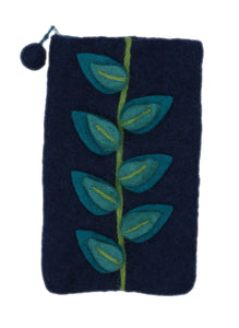 Felt Notion Bag - Climbing Vine
