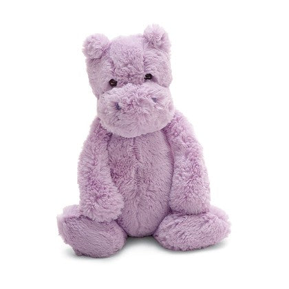 "JellyCat Bashful Medium Hippo, 12""H"