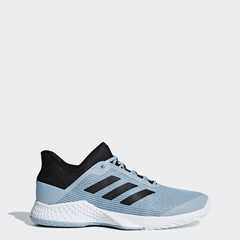 adidas Adizero Club Men's Tennis Shoe (Blue/Black)