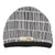 Light Gray Barcode Cute Cap by L'ovedbaby