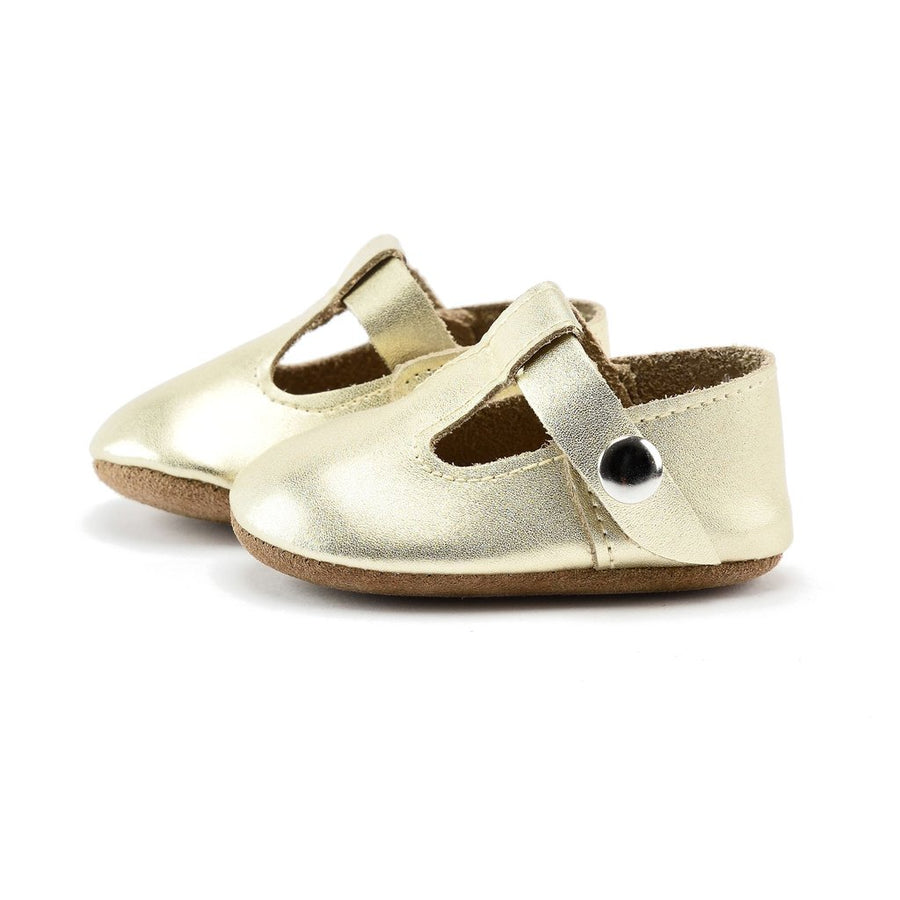 Goldie T-Strap Mary Jane (Soft Sole) by Piper Finn