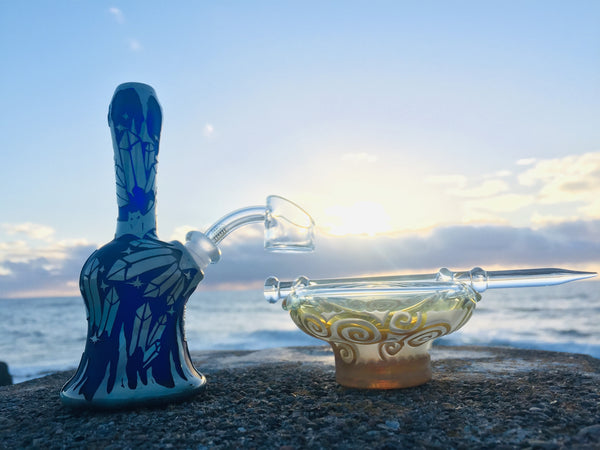 Liberty 503 Quartz Bubbler Set