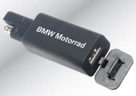 BMW Motorcycles USB Charger
