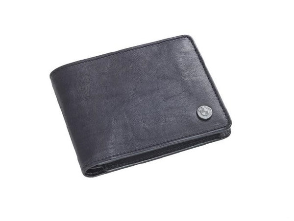 BMW Motorcycles Leather Wallet