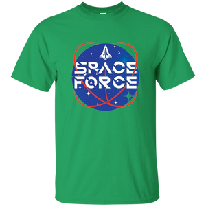 Green Trump Space Force T-shirt