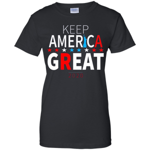 Black Trump - Keep America Great T-shirt