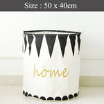 Foldable Laundry Basket - Design Home