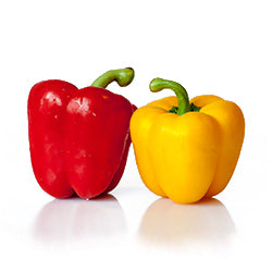 Organic Red/ Yellow Bell Pepper
