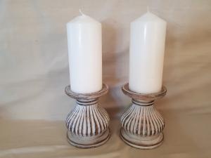 Small Candle Holder - Dusty Sea Home Decor