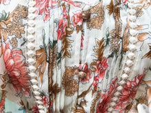 Load image into Gallery viewer, Floral Ruffle Dress