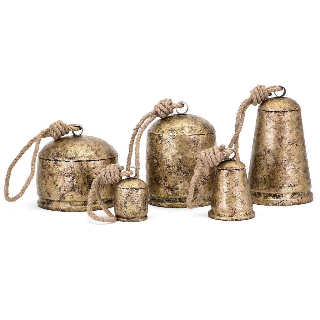 Ring Rang Temple Bell Set of 5