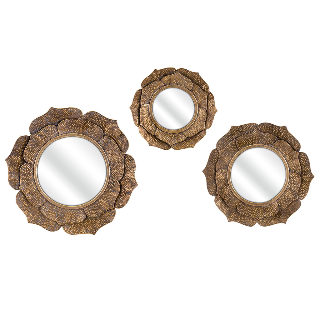Nava Wall Mirror Set of 3