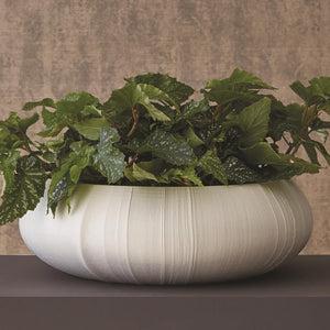 Studio A Linen Centerpiece Bowl