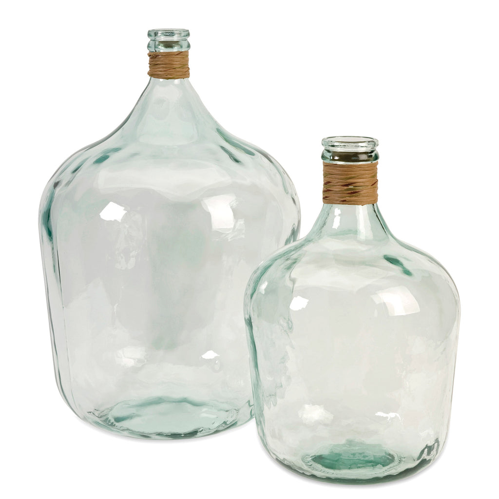 Carling Recycled Glass Jug