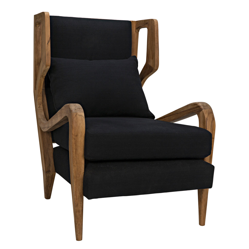 Noir Carol Chair