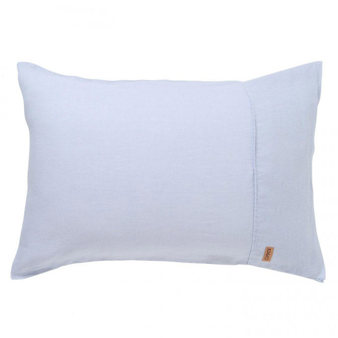 Kip & Co Heather Linen Pillowcase Set of 2