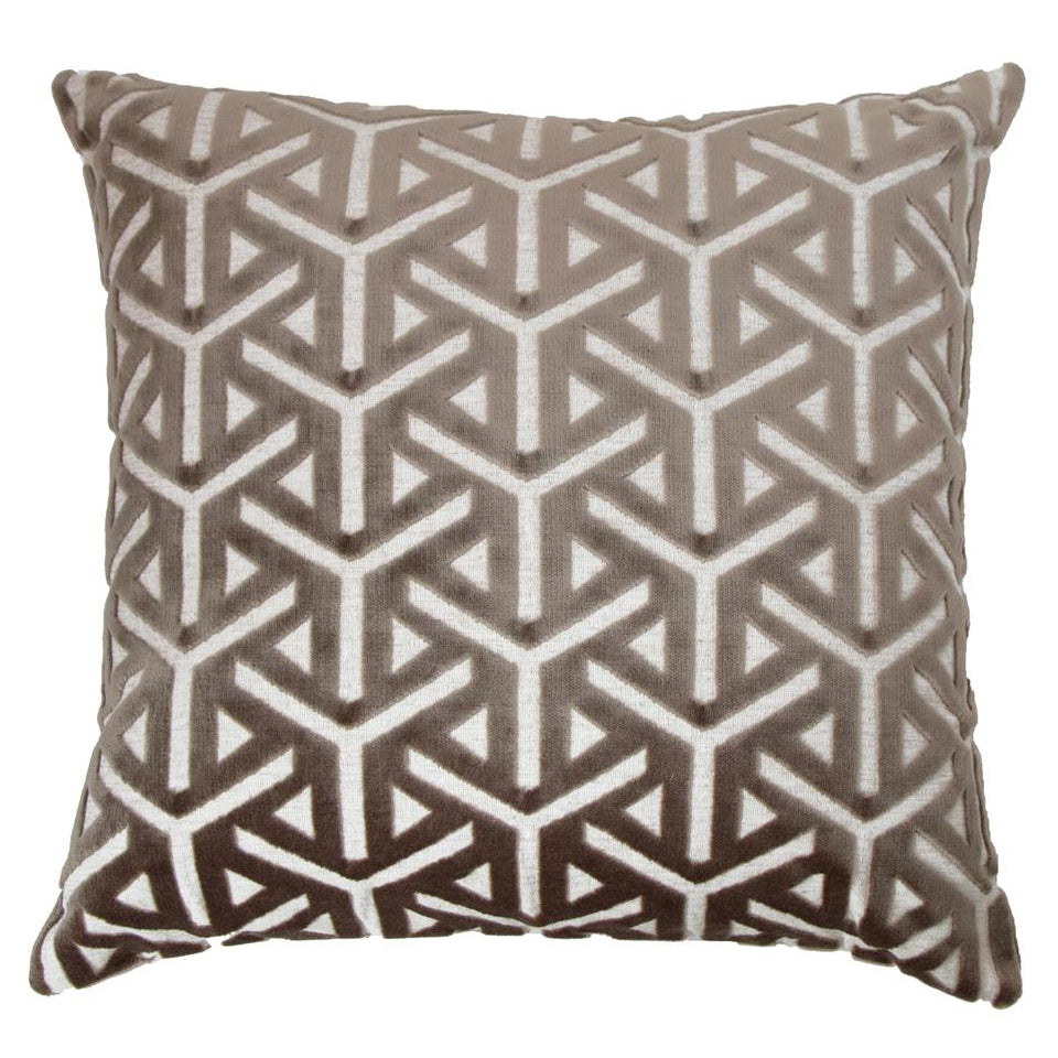 Piper Collection Keller Mushroom Throw Pillow