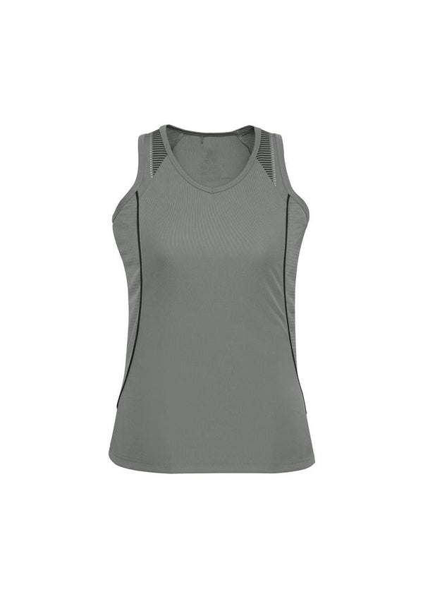 Biz Collection SG407L Ladies Razor Singlet